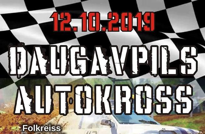 Autokross/Folkreiss: Sestdien Daugavpilī vairāk nekā 30 dalībnieku